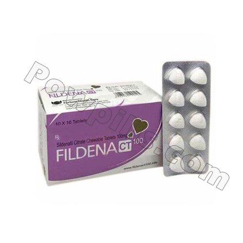 Buy Fildena CT 100 Mg